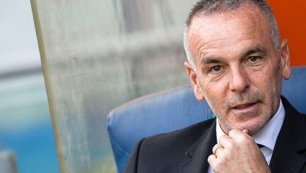 Stefano Pioli neuer Trainer bei Inter Mailand (Bild: APA/AFP/ANDREAS SOLARO)