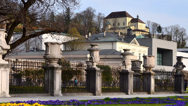 Mirabellgarten, Salzburg (Bild: Silvia Jörg)