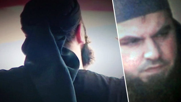 Abu Walaa, ein 32-jähriger gebürtiger Iraker, gilt als zentrale Figur der deutschen Islamisten. (Bild: YouTube.com)