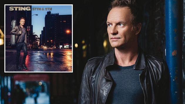 Sting: Seit 40 Jahren auf Tournee und bald in Wien (Bild: Eric Ryan Anderson, Standard)