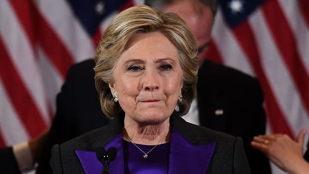 Hacking-Opfer Hillary Clinton (Bild: APA/AFP/JEWEL SAMAD)