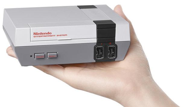 Retro-Gaming: 8-Bit-Abenteuer am NES Classic Mini (Bild: Nintendo)