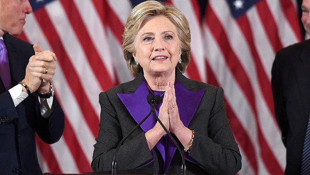 """""""Starke Hinweise"""" auf Manipulation bei US-Wahl (Bild: AFP)"""