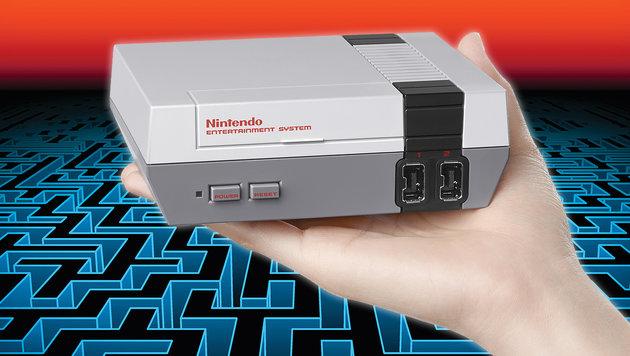 NES Classic Mini: Wucherpreise im Online-Handel (Bild: Nintendo, thinkstockphotos.de)