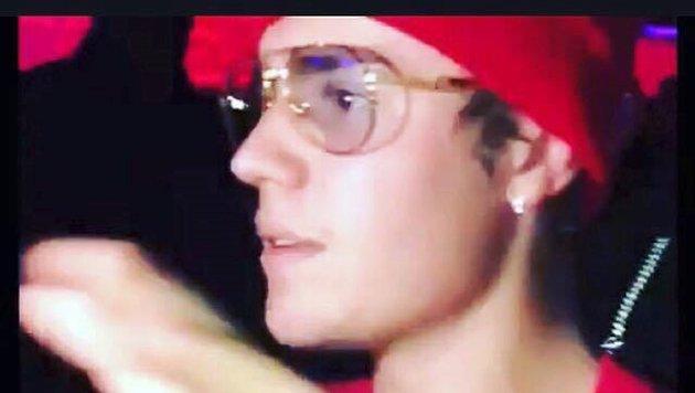 """Biebers Privatparty im Club Bollwerk (Bild: privat)"""