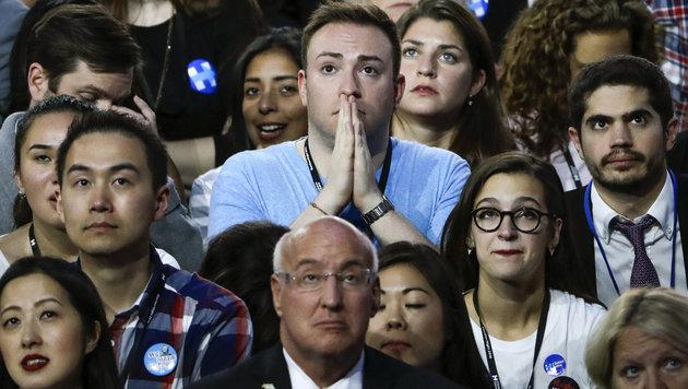 Alle Augen sind auf die Ergebnisse in Florida und North Carolina gerichtet. (Bild: AP)