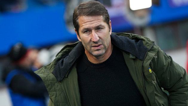 Franco Foda verlängert Vertrag bei Sturm bis 2019 (Bild: GEPA)