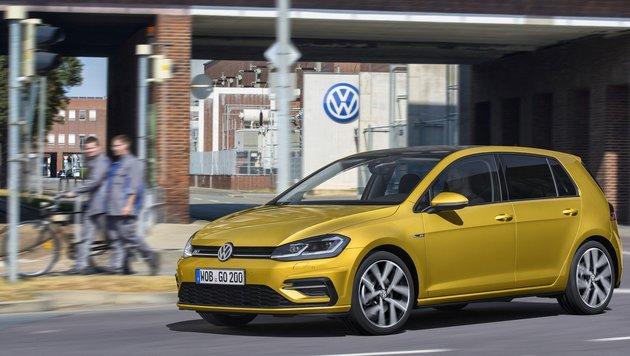 Empörung: Das ist die 13-Millionen-Euro-Frau! (Bild: Volkswagen)