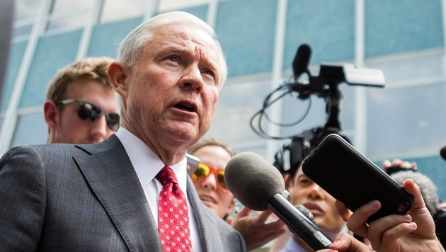 Jeff Sessions (Bild: APA/AFP/GETTY IMAGES/Zach Gibson)