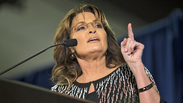 Sarah Palin (Bild: APA/AFP/GETTY IMAGES/Aaron P. Bernstein)