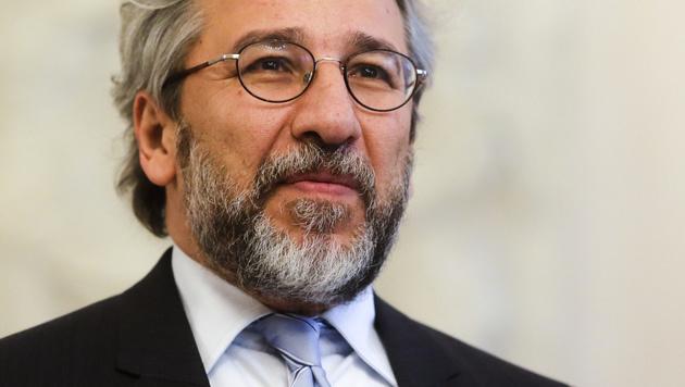 "Ex-""Cumhuriyet""-Chefredakteur Can Dündar (Bild: AP)"
