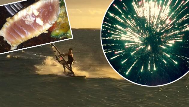 Feuerwerk auf Mauritius: Sunnyboy gibt Vollgas! (Bild: Max Matissek)