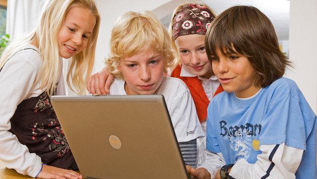 Kids im Web vor Gaunern und Psychoterror schützen (Bild: Kaspersky)