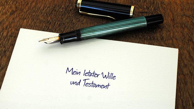 Neues Erbrecht: Jetzt über Änderungen informieren! (Bild: thinkstockphotos.de)