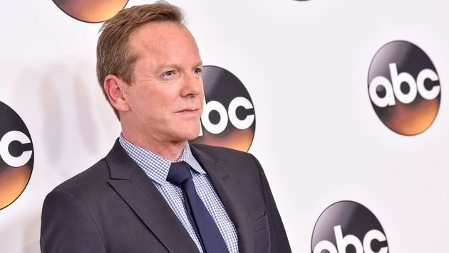 Kiefer Sutherland (Bild: APA/AFP/GETTY IMAGES/Mike Windle)