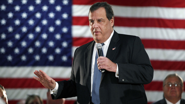 Chris Christie (Bild: AP)