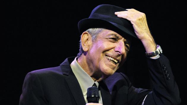 Leonard Cohen starb im Alter von 82 Jahren. (Bild: AP)