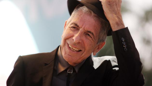 Weltweit trauern seine Fans: Leonard Cohen ist tot (Bild: VALERY HACHE / AFP / picturedesk.com)