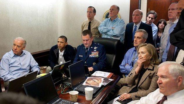 Obamas Hausfotograf zeigt seine 55 besten Bilder (Bild: Pete Souza/The White House)