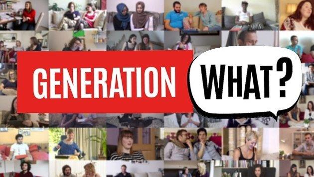 """ORF-Umfrage: So denkt die """"Generation What"""" (Bild: ORF)"""