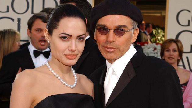 Angelina Jolie und Billy Bob Thornton (Bild: LUCY NICHOLSON/AFP/picturedesk.com)