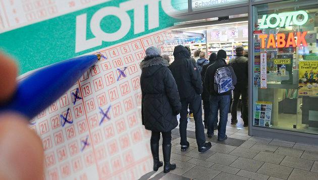 Trafikantin betrog jahrelang beim Glücksspiel (Bild: Peter Tomschi, APA/HELMUT FOHRINGER)