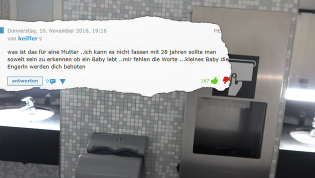 """Flughafen-Drama: """"Kein Verständnis für diese Frau"""" (Bild: krone.tv)"""