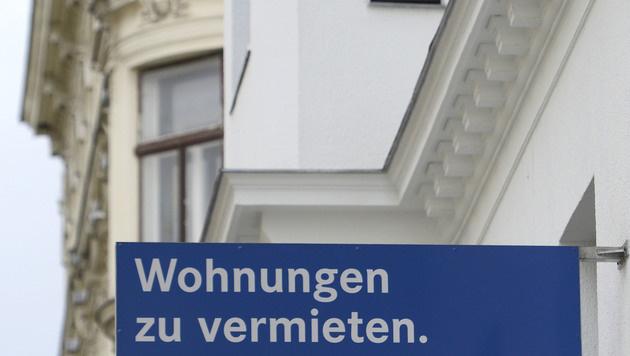 Bereits 90 Prozent der Mieten in Altbauten zu hoch (Bild: APA/HELMUT FOHRINGER)