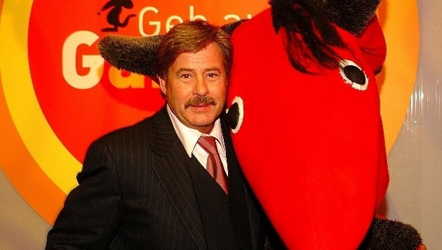 """Jörg Draeger war in den 90ern vor allem als Moderator von """"Geh aufs Ganze!"""" bekannt. (Bild: face to face)"""
