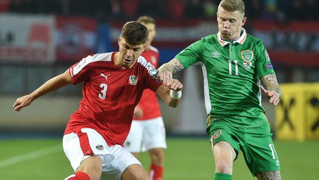 0:1! Iren trampeln auf WM-Traum Österreichs herum (Bild: GEPA)