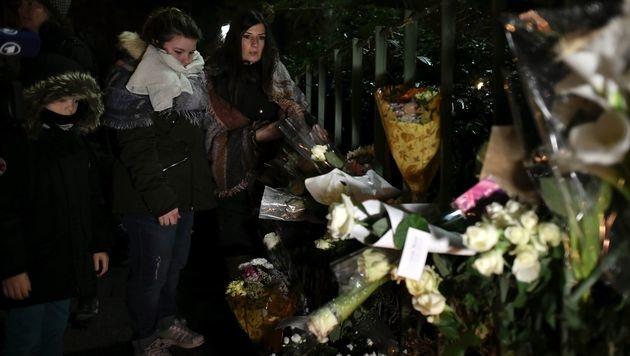 """Sänger Sting: """"Werden die Opfer nicht vergessen"""" (Bild: AFP)"""