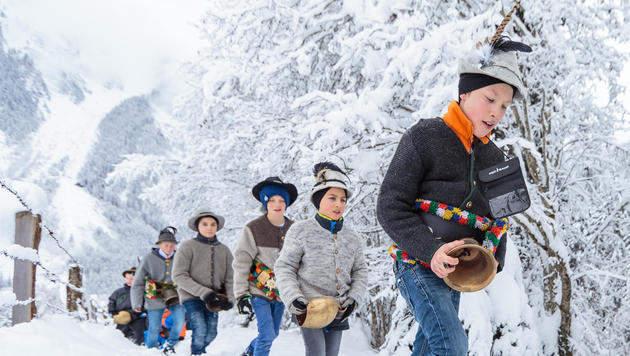 Durch 20 Zentimeter Neuschnee führte die lange Reise. (Bild: EXPA Pictures)