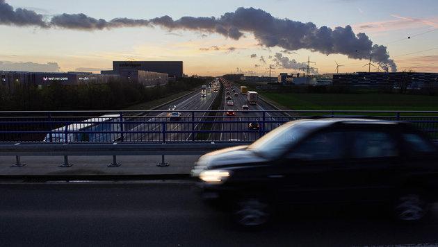 """Erste """"smarte"""" Brücke Deutschlands in Nürnberg (Bild: APA/dpa/Bernd Thissen)"""