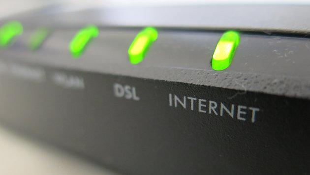 Manipulierte Router fangen Passwörter vom Handy ab (Bild: thinkstockphotos.de)