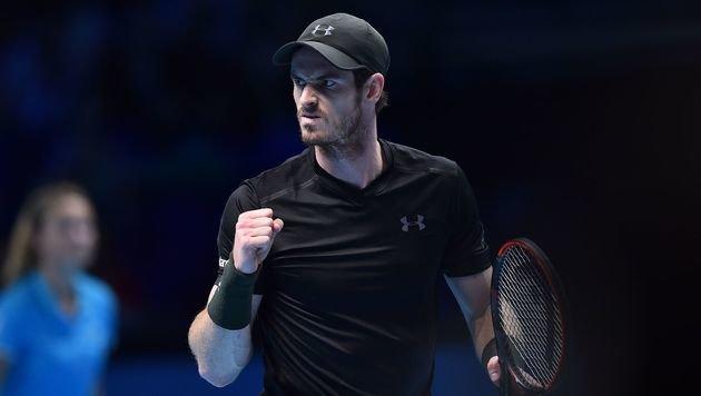 Murray und Nishikori siegen im Schongang (Bild: AFP)