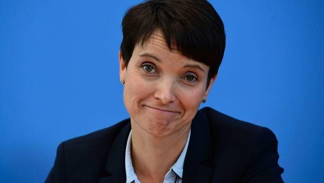 Frauke Petry (Bild: APA/AFP/TOBIAS SCHWARZ)