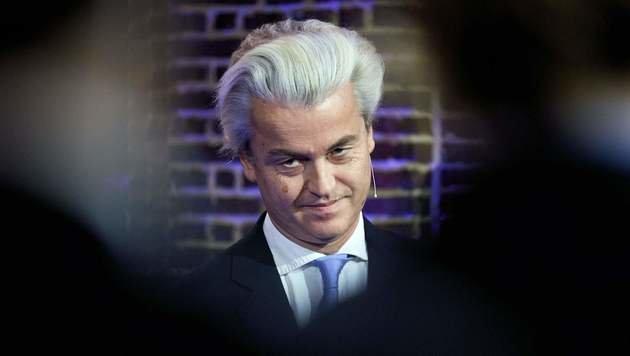 Geert Wilders (Bild: APA/AFP/MARTIJN BEEKMAN)