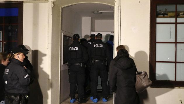 D: Nächste Großrazzia gegen Islamisten-Netzwerk (Bild: APA/dpa/Christian Charisius)