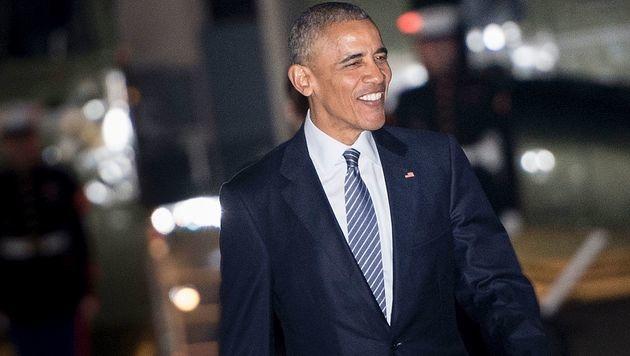 """Obama: """"Merkel war meine engste Verbündete"""" (Bild: AFP)"""