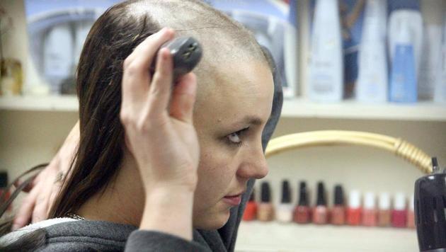 Unvergessen sind die Szenen, als sich Britney Spears den Kopf rasierte. (Bild: Viennareport)