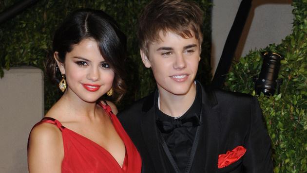 Selena Gomez und Justin Bieber (Bild: RICH SCHMITT/AFP/picturedesk.com)