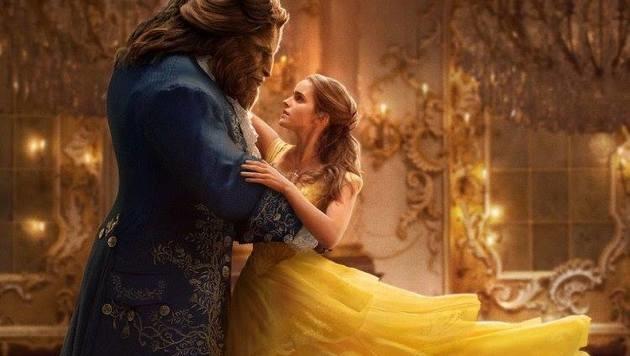 """Mit """"Die Schöne und das Biest"""" kommt ein Märchen-Klassiker ins Kino! (Bild: Walt Disney Studios)"""