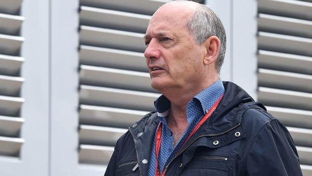 Ende einer Ära - Ron Dennis muss McLaren verlassen (Bild: AFP)