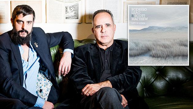 Matthew & Leão: Melancholische Synapsen-Sprenger (Bild: Rita Carmo, Hoanzl)
