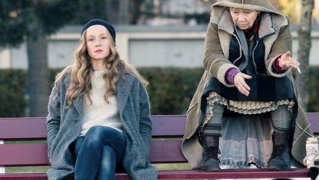 Mutter-Tochter-Drama mit Brigitte Hobmeier und Jutta Hoffmann in der ARD (Bild: BR/Alexander Fischerkoesen)