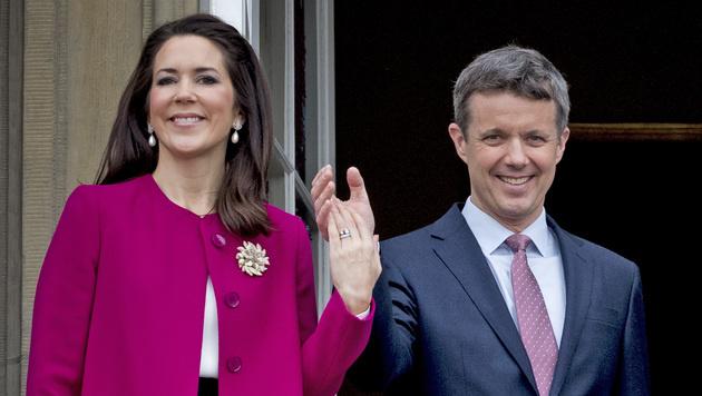 Mary und Frederik von Dänemark (Bild: Viennareport)