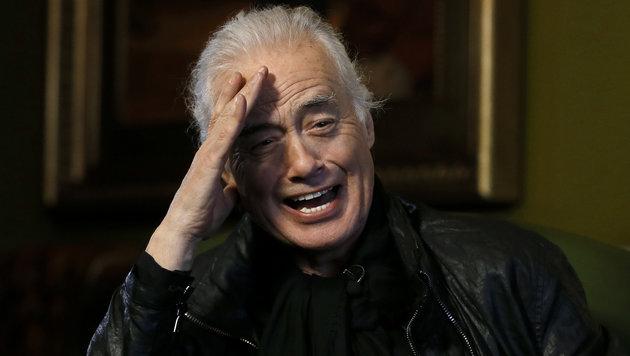 Jimmy Page (Bild: AP)