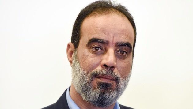 Der salafistische Prediger Ibrahim Abou-Nagie (Bild: APA/dpa/Henning Kaiser)