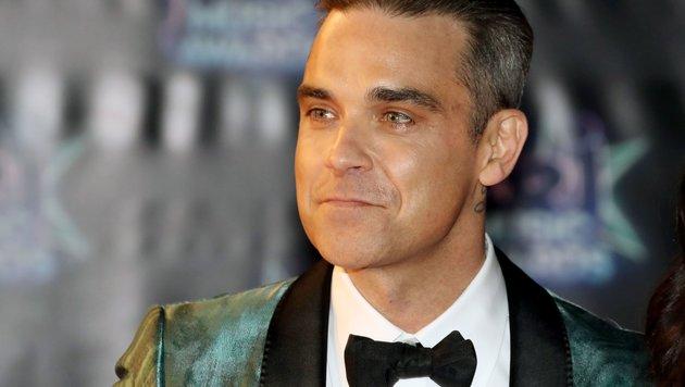 Robbie Williams (Bild: AFP)
