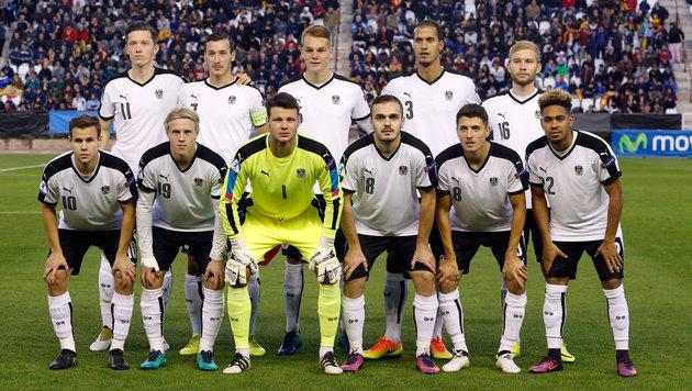 Österreich verpasst U21-EM trotz 0:0 in Spanien! (Bild: GEPA)